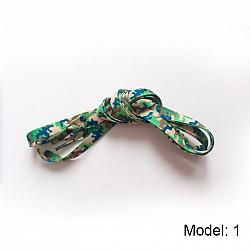 Sireturi plate pt. Incaltaminte - 115 cm - Multicolore