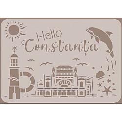 Sablon - Hello Constanta