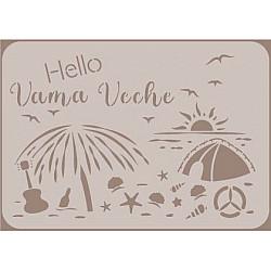 Sablon - Hello Vama Veche