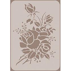 Sablon - Trandafiri Vintage
