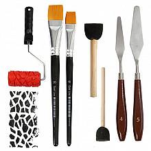 Pensule - bureti - spatule