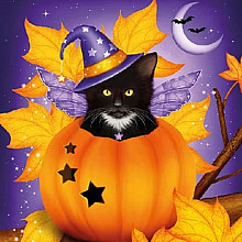 Servetele - Halloween