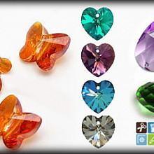 Cristale cu forme diverse