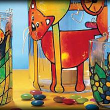 Culori sticla/vitraliu