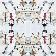 Servetele - Jolly omul de zaada - 33x33cm, 4 buc.
