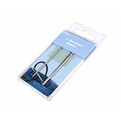 Doua ace de inserat - pentru tras elastic, șnur sau panglică