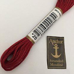 Anchor Stranded Mouline 8m - 00020