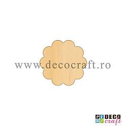 Baza martisor - Floare - 10buc.