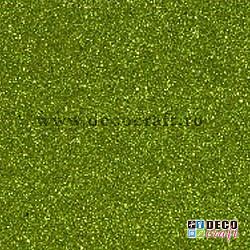 Coala spuma A4, 2 mm, autoadeziva cu GLITTER - Verde lime