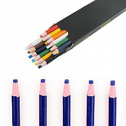 Creion croitorie cu autoascutire - Albastru