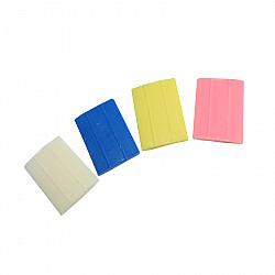 Creta cerata, croitorie (colorata), 4 buc