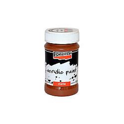 Culoare acrilica mata - 100 ml - Aluna