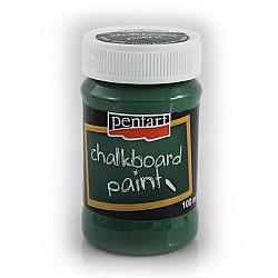 Culoare pentru tabla - Verde, 100 ml