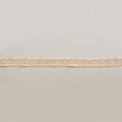 Dantela sintetica 1.2 cm - Crem