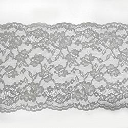 Dantela sintetica - Gri - 23cm