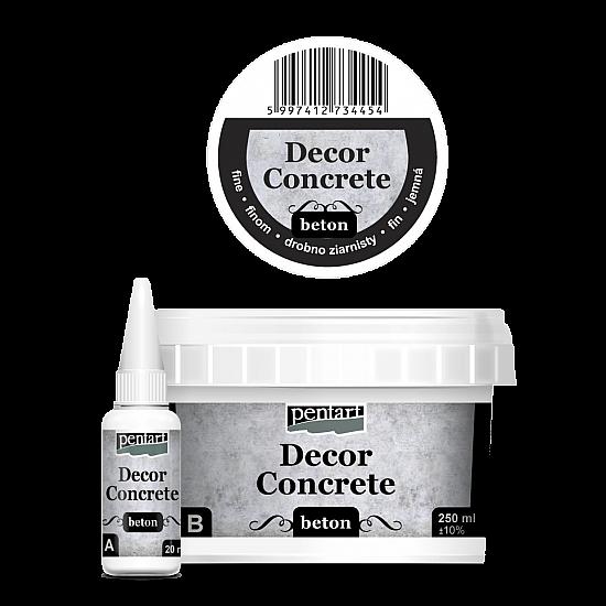 Decor Concrete fin 250 ml