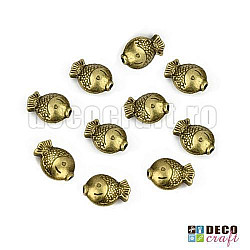Distantiere - Pestisori bronz, 8 buc.