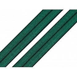 Bias elastic 18 mm (pachet 5 m) - verde închis