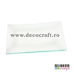 Farfurie decor - Dreptunghi, 33.5x16 cm