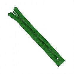 Fermoar clasic - 20cm, Verde