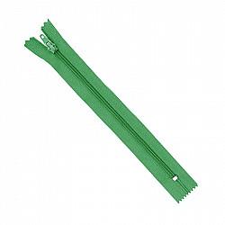 Fermoar clasic - 20cm, Verde smarald