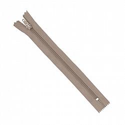 Fermoar clasic - 20cm, Gri