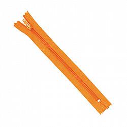 Fermoar clasic - 20cm, Portocaliu