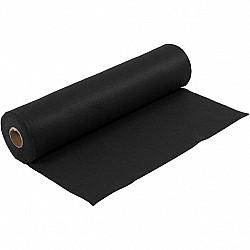 Fetru Craft la metru 1.5mm - Negru, 1 m x 45 cm, 180-200 g/m2