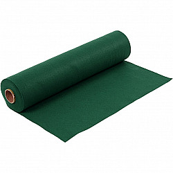 Fetru la metru 1.5mm - Verde inchis