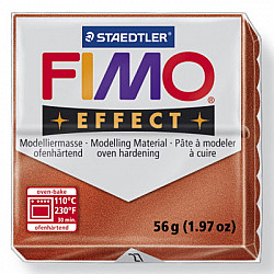 FIMO Effect 57g - Metallic Copper 27