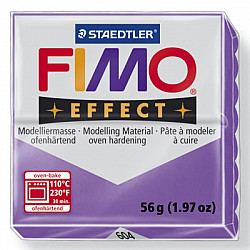 FIMO Effect 57g - Translucent Purple 604