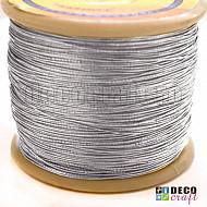 Fir - 1mm- Argintiu, 10m