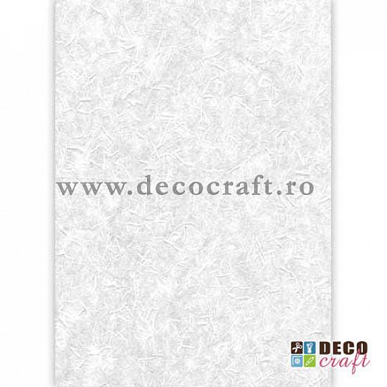 Hartie de orez A4 (148 x 210 mm) - Alba