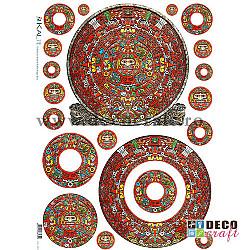 Hartie de orez A4 - Aztec