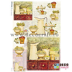 Hartie de orez A4 - FLO_0177
