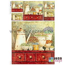 Hartie de orez A4 - FLO_0183
