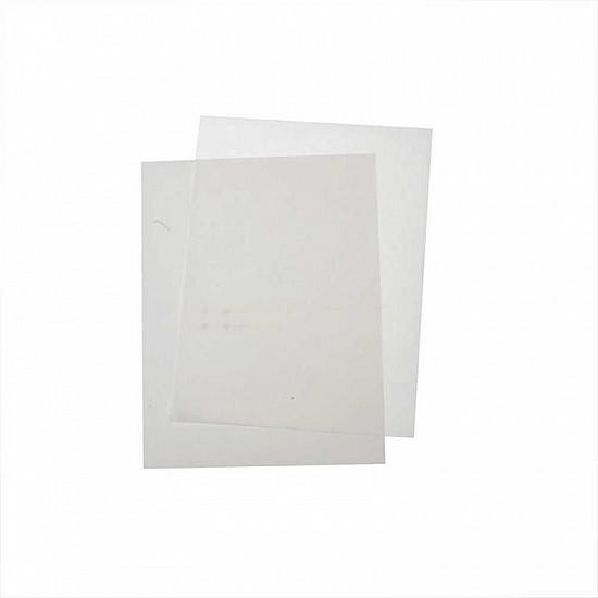 Hartie de transfer, 21,5x28 cm, alb, 100 buc.