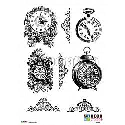 Hartie de transfer A4 - Ceasuri si ornamente