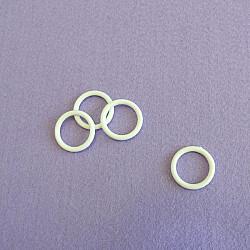 Inele/anouri plastic - 17mm