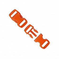 Mini Tridenti, 15x29 mm, portocaliu