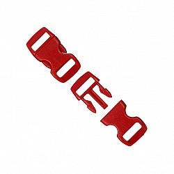 Mini Tridenti, 15x29 mm, rosu