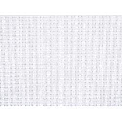 Etamină pentru brodat la metru 201 g/m² - alb
