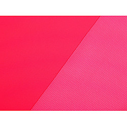 Tesatura Softshell pentru vară, la metru - roz neon
