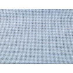 Țesătură broderie Kanava la metru, lățime 140 cm, 54 ochiuri - albastru deschis
