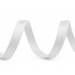 Elastic satinat, lățime 10 mm (rola 25 m) - gri foarte deschis