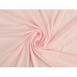 Jerse elastic (Sportswear), la metru - roz foarte deschis