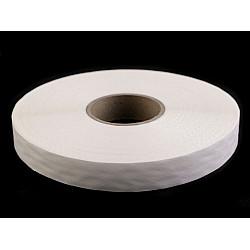 Bandă termoadezivă textile, lățime 20 mm, 50 m