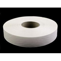 Bandă termoadezivă textile, lățime 30 mm, 50 m
