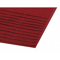 Coli fetru, 20x30 cm, 300 g / m², 2 bucati - bordo deschis