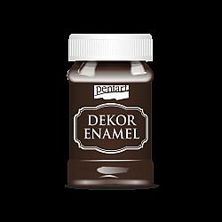 Culoare Dekor Enamel 100ml - Maro